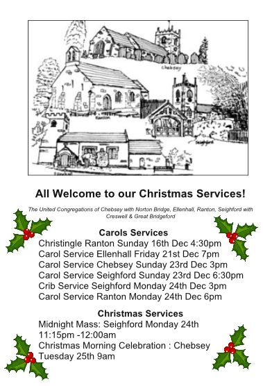 carols services